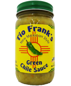 Tio Frank's Green Chile Sauce